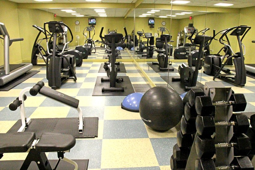 Crystal Lodge - Gym