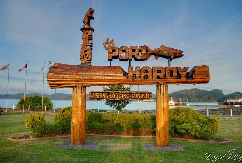 Gîte Ocean View - Port Hardy, BC