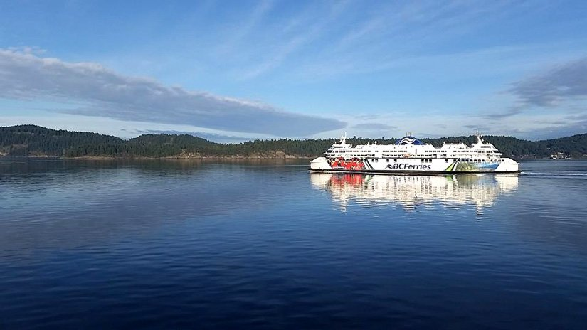 Gîte Ocean View - BC Ferries