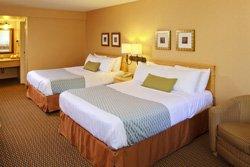 Accent Inn Kelowna - Chambre 2 lits