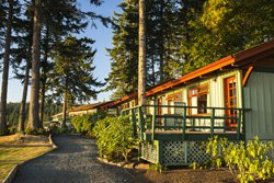 April Point Resort & Spa - Quadra Island, BC
