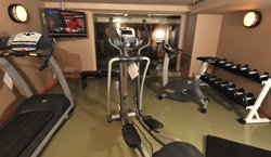 Banff Caribou Lodge - Salle de Gym