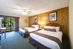 Chambre 2 lits, Bayshore Inn Spa