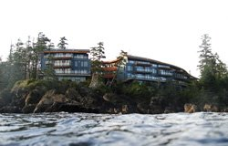 Black Rock Resort - Ucluelet, BC