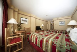 Brewster's Mountain Lodge -Chambre 2 lits