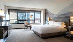 Marriott Calgary - Chambre