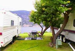 Camping Camp-Along - BC, Canada