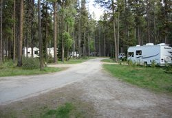 Camping du Mont Whistlers