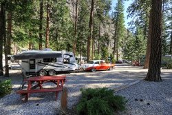 Camping Gallagher Lake