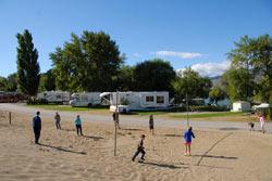 Camping Nk Mip - Terrain de jeux