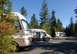 Camping Riverside, BC, Camnada