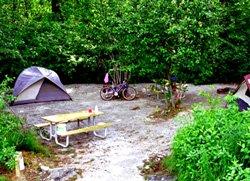 Camping Riverside - Tente
