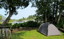 Camping Ucluelet
