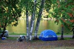Camping Williamson's Lake - Mini-golf