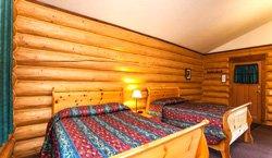 Chalet de la Maison du Glacier- Chambre 2 lits