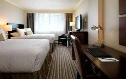 Château Victoria Hotel - Chambre 2 lits Queen