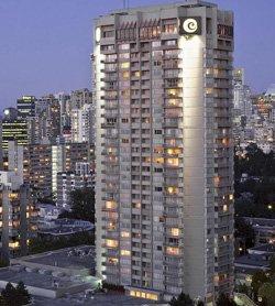 Hôtel Coast Plaza - Vancouver, BC