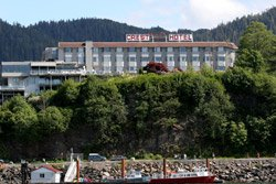 Crest Hotel - Prince rupert, BC