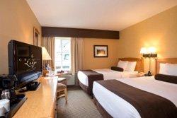 Crystal Lodge - Chambre 2 lits