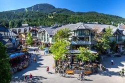 Crystal Lodge - Whistler, BC