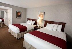 Days Inn Revelstoke - Chambre 2 lits