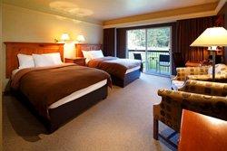 Deer Lodge - Chambre 2 lits