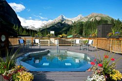 Deer Lodge - spa