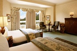 Fairmont Banff Springs Hotel - Chambre 2 lits
