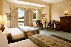 Fairmont Banff Springs Hotel - Chambre 2 lits