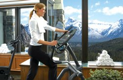 Fairmont Banff Springs Hotel - Gym