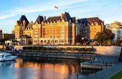 Fairmont Empress Victoria, BC