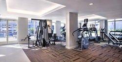 Fairmont Waterfront - Gym