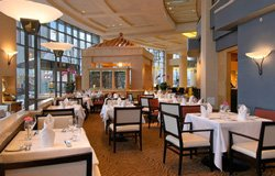 Fairmont Waterfront - Herons restaurant
