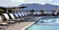 Fairmont Waterfront - Piscine