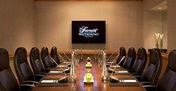 Fairmont Waterfront - Salle de réunion
