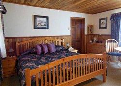 Chambre du GIte Blue Brouse Inn
