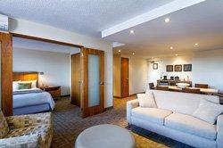 Hôtel Calgary International - Suite 2 chambres