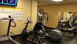 Hôtel Hillcrest - Gym