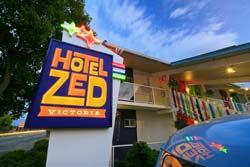 Hôtel Zed - Victoria, BC