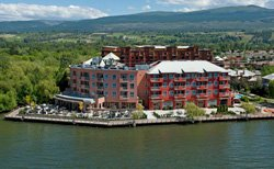 Manteo Resort & SPA - Kelowna, BC