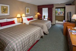 Marmot Lodge - Chambre 2 lits