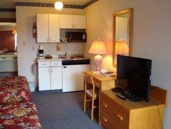 Motel Ocean Crest -Chambre 2 lits