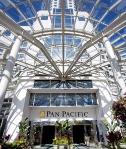Hotel Pan Pacific - Vancouver