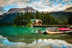 Pourvoirie Emerald Lake - Yoho National Park, BC