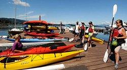 Pourvoirie Tsa Kwa Luten - Kayak