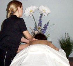 Pourvoirie Tsa Kwa Luten - Massage