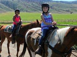 Ranch Sundance - Randonnée à cheval