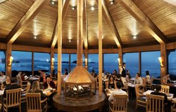 Wickanninnish Inn - Restaurant de la Pointe