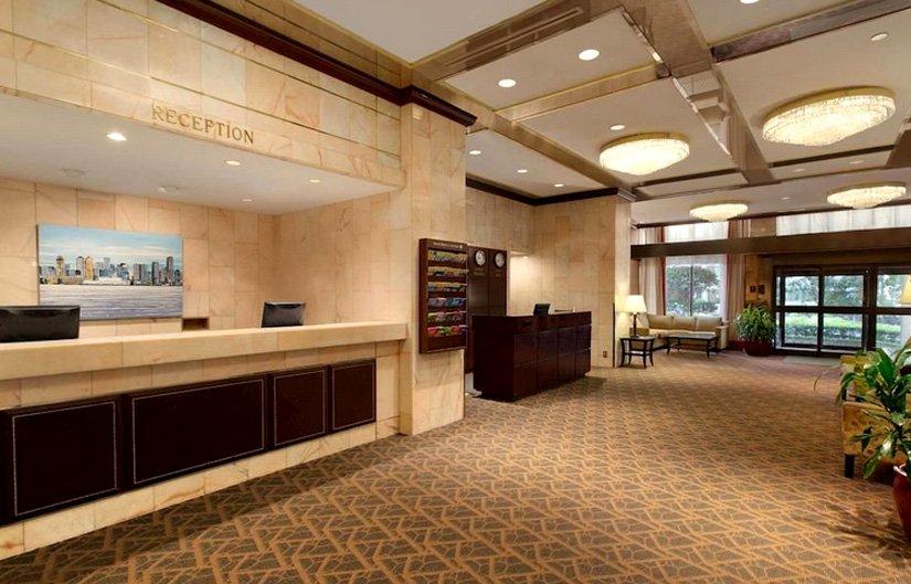 Hôtel Coast Plaza - Réception