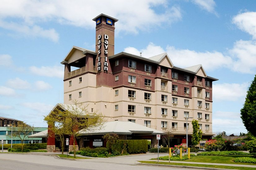 Hôtel Days Inn - Richmond, BC